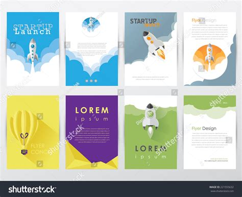 28 brochure graphic design templates بروشور بلونين مع