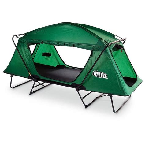sportsman guide 1 tent cot converts into a lounge