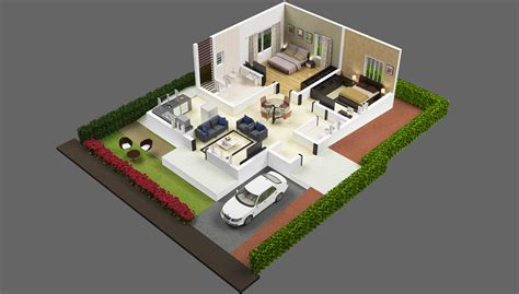 2 bhk house plans 30x40 house plans in 30x40 site escortsea