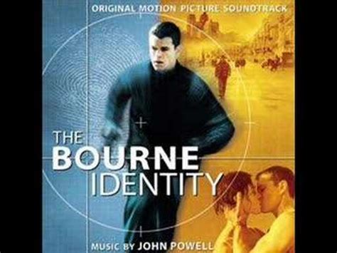 theme music bourne identity the bourne identity john powell taxi ride ost youtube