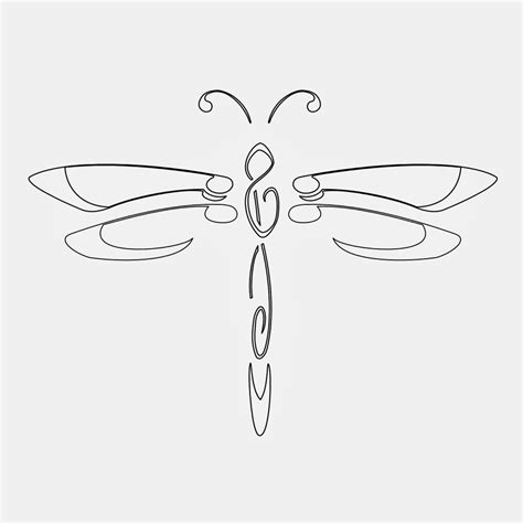 dragonfly template dragonfly cut out template www imgkid the image