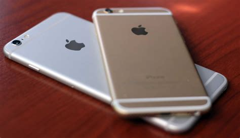 two weeks with the iphone 6 plus six colors