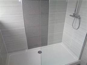 Marble Vanity Tray Converted A Bathroom To An Easy Access Walk In Shower Room