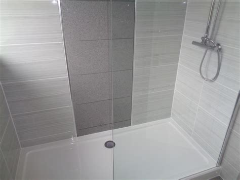 Easy Shower converted a bathroom to an easy access walk in shower room
