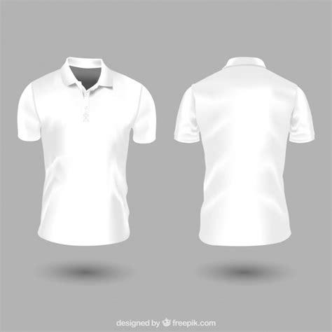 Baju Kaos Polos Blue Baby Sleeve Lengan Panjang white polo shirt template vector free