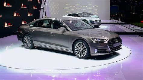 Audi A8 Neu by Der Neue Audi A8 Auf Der Iaa 2017 Bolidenforum