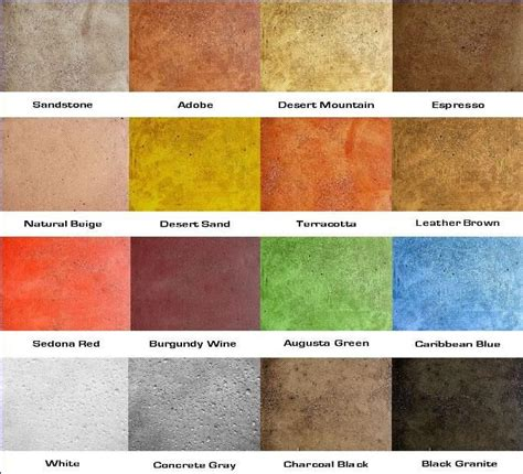 valspar concrete stain colors 17 best ideas about concrete stain colors on