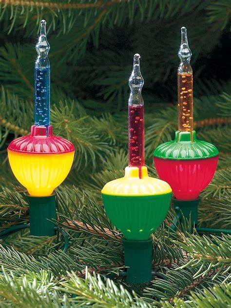 bubble light christmas ornaments colored bubble lights from the vermont country store
