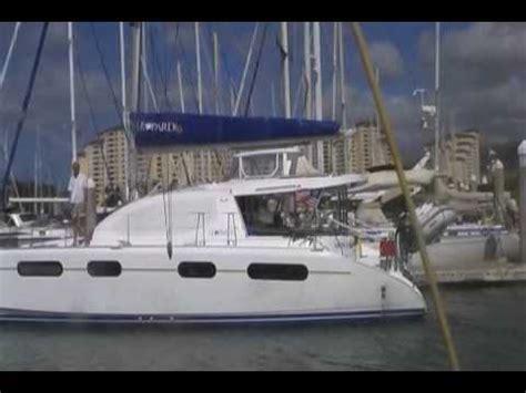 gemini catamaran video oahu gemini catamaran sailing 2008 12 01 20 43 00 wmv