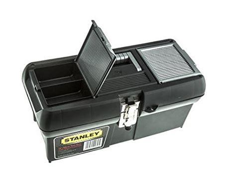 cassetta per gli attrezzi stanley cassetta per gli attrezzi 16 quot ebay