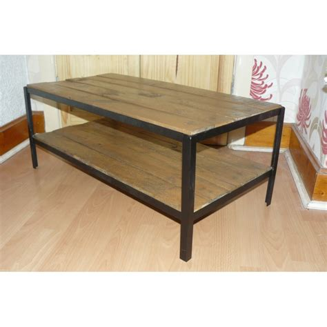 Coffee Table Styles by Coffee Table Vintage Style Handmade
