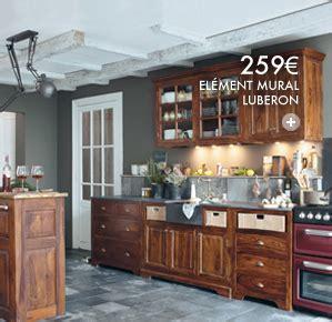 fa軋des meubles cuisine nos cuisines cagne meubles et d 233 coration maisons du