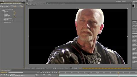 tutorial after effect rotoscoping adobe after effects cs5 rotoscope with rotobrush youtube