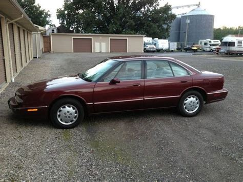 how to fix cars 1999 oldsmobile 88 user handbook find used 1999 oldsmobile olds 88 in canfield ohio united states