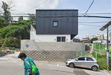 50m2 house design obba develops compact 50m2 home for a young couple in seoul