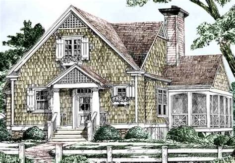 Foxglove Cottage by House Plans By Foxglove Cottage