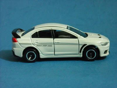 Tomica Lancer Evolution X Tms 2015 resti s classic sports diecast tomica event model