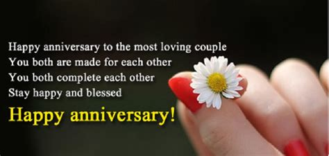 25th Wedding Anniversary Greetings Quotes by 170 Wedding Anniversary Greetings Happy Wedding