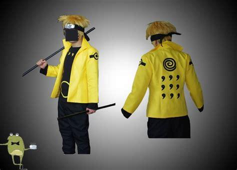 Jaket Mode Hokage 4th hokage minato namikaze coat cloak costume