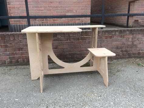 plywood shooting bench plywood portable shooting bench table foldable flat pack