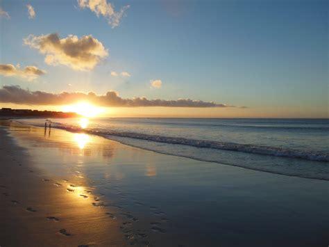 dusk on the beach the lemniscat