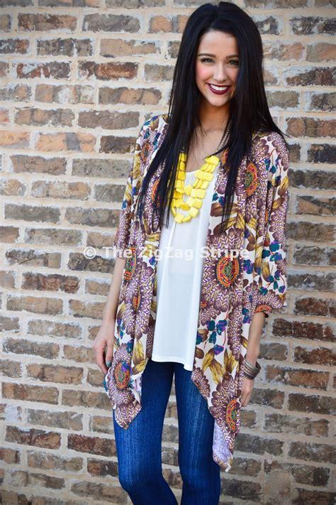 Kimono Stripe Cardi 17 best images about zig zag stripe clothing on