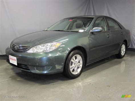 Toyota Camry Green Color 2006 Aspen Green Pearl Toyota Camry Le 27771213