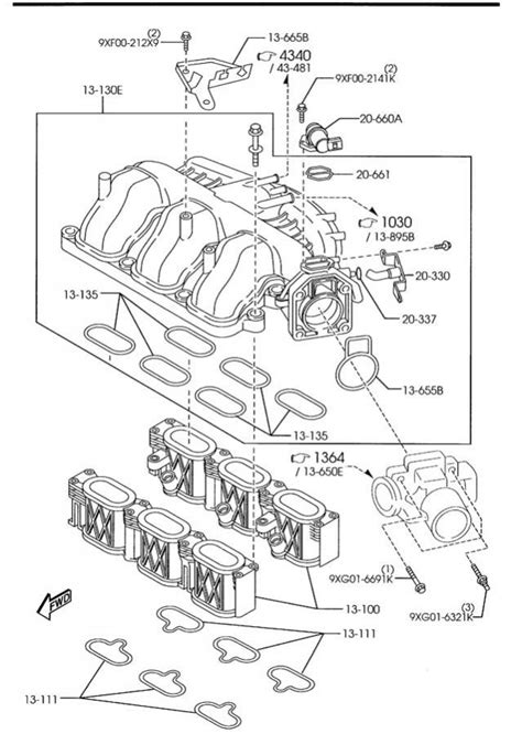 remove upper intake manifold 2002 mazda tribute part 3 clog the holes with clean rags youtube lower intake manifold gasket mazda forum mazda enthusiast forums