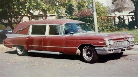 1960 cadillac hearse 1960 cadillac hearse treasure