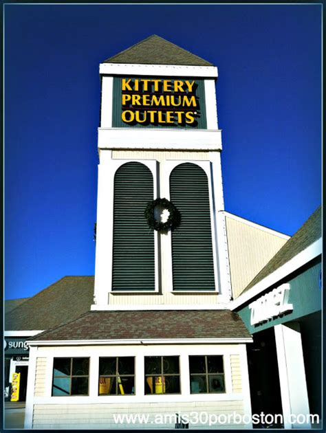 outlet kittery maine the kittery outlets en maine