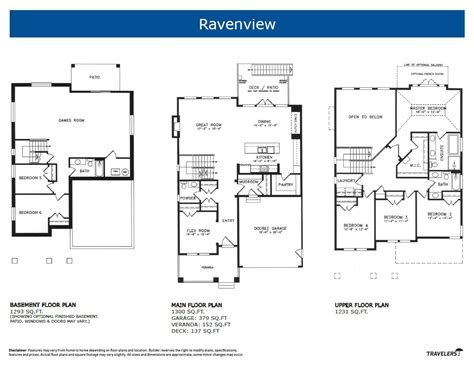 fox ridge homes floor plans home plans in greater vancouver bc foxridge homes