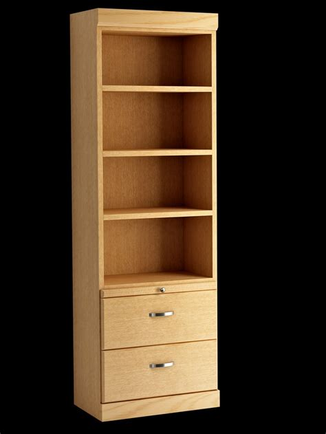 Bookshelf With Drawers On Bottom by Bookcases With Drawers On Bottom Photo Yvotube