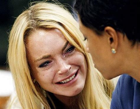 Lindsay Lohan And Away The Rehab by Lindsay Lohan Goes To Rehab Get Well Soon