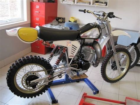 used motocross bikes uk 1980 husqvarna 430cr pro circuit package racer vintage