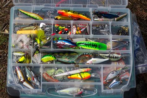 Fishing Tackle Giveaway - bwca let s see your canoeing tackle box boundary waters fishing forum