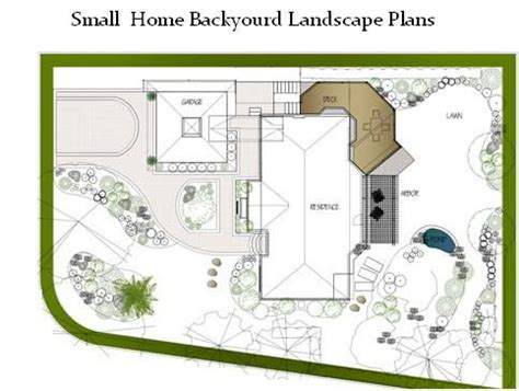 House Home Modern And 2012 New Home Backyard Landscape Home Garden Design Plan
