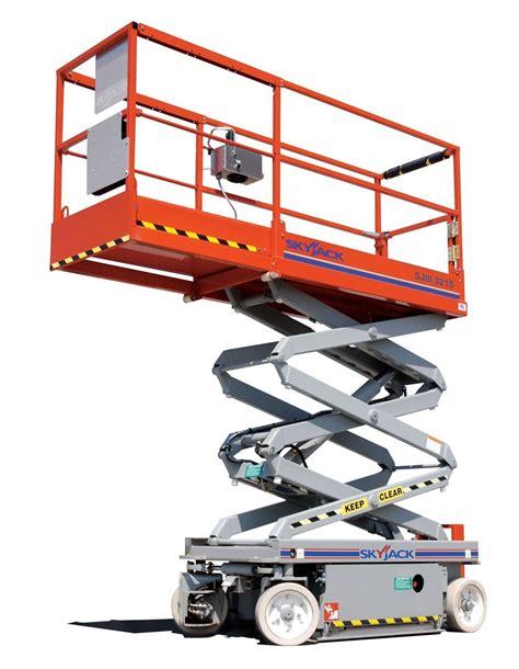 Scissor Lift by Equipment Rentals Boom Lifts Scissor Lifts Mini Autos Post