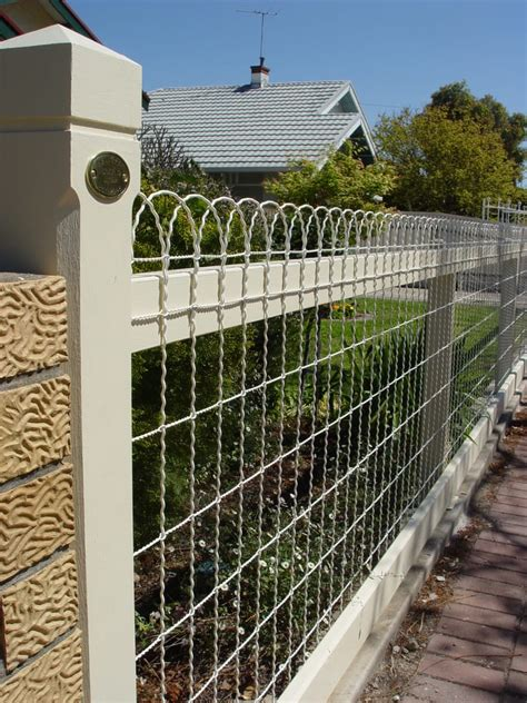 big fence big woven wire fence yelp