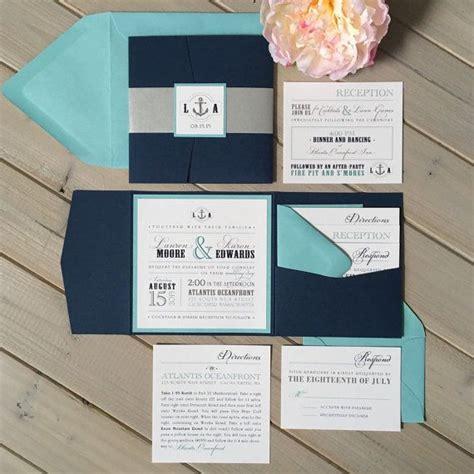 Teal Wedding Invitations Cheap