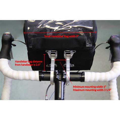 bicycle handlebar bag small handlebar bag  arkel