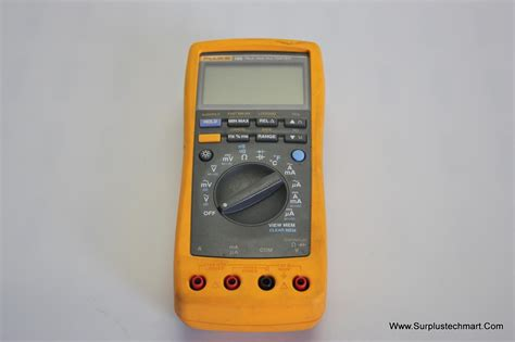 Multimeter Fluke 189 fluke multimeter deals on 1001 blocks