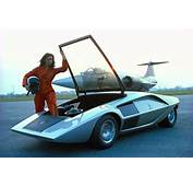 70s Concept Cars Yesterdays Dreams Of The Future