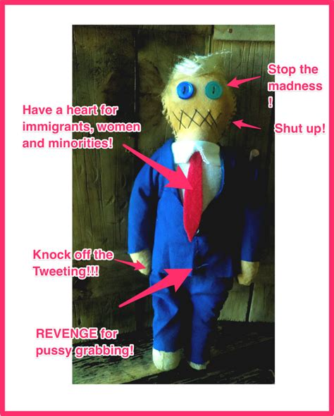 buy donald doll donald voodoo dolls shop for the donald