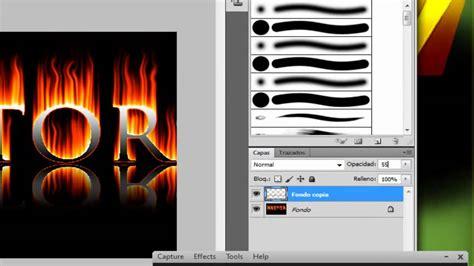 tutorial photoshop cs5 efecto explosión de cara photoshop cs5 efecto de fuego en texto bien explicado