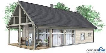 Affordable Cabin Plans Affordable Home Ch35 Floor Plans And 3d Images