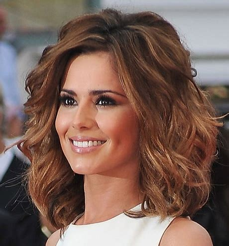 2015 curly hair or straight curly medium length hairstyles 2015