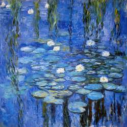 Tree Of Life Shower Curtain Water Lilies A La Monet Photograph