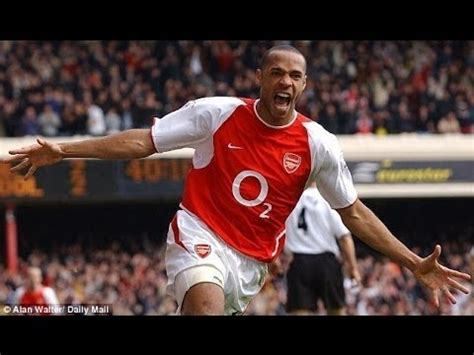 thierry henry best thierry henry best arsenal goals with commentary