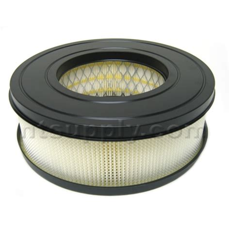 replacement hepa filter for duracraft portable air purifier model 20590 iaqsource