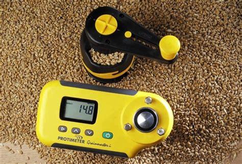 Grain Moisture Meter Usa inspectusa protimeter grainmaster grain moisture meter